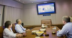 President Obama Takes Long Lunch Like Rest Of Humanity To Watch World Cup ... USA v Germany