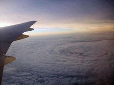 This is how angels view typhoons