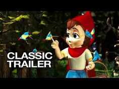 ▶ Hoodwinked! (2005) Official Trailer #1 - Animated Movie HD - YouTube
