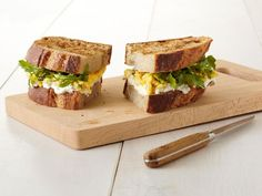 Herbed Egg Sandwich's and 49 more grab-and-go breakfasts from #FNMag