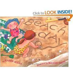Ten Best Beach Books for Young Children  |  hsclassroom.net