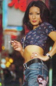 japanese shemale queen  Maki Carousel,70's.
