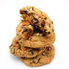 Sweet Pea's Kitchen » Cowboy Cookies