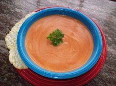 Copycat Campbell's Tomato Soup Recipe
