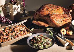 Bon Appetit Farm to Table Thanksgiving Menu