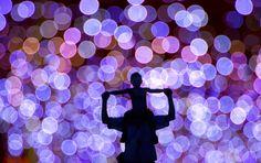 Llum de festa, by Joan Rosell