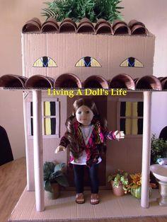 Living A Doll's Life : HTM Saige's AGP Casa