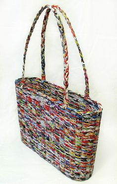 recycled basket