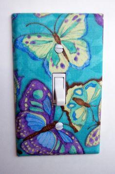 decor, busi idea, butterflies, butterfli singl, switchplat switch, singl toggl, toggl switchplat