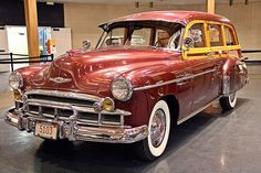 1949 Chevy Woodie Wagon