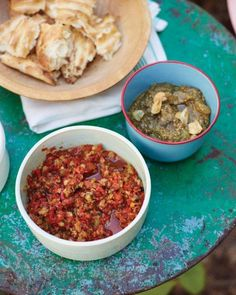 Roasted-Eggplant Dip Recipe