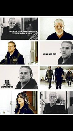 Sons of Anarchy season 6 episode 11