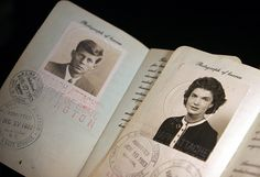 Passports issued in the 1950s