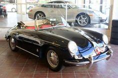 I want one 1960 porsche convertible
