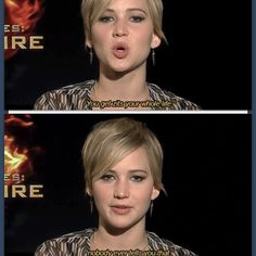 Life lessons from Jennifer Lawrence