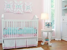 Traditional Kids-rooms from Susie Fougerousse on HGTV