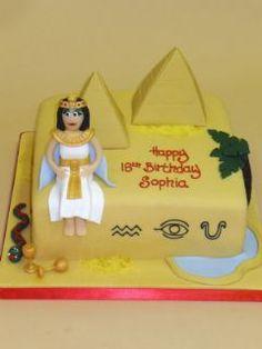 Egyptian Cake!
