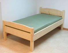 FREE Easy-to-Build Bed Plans » Curbly | DIY Design Community