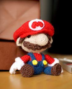 Baby Mario Amigurumi : Amigurumi on Pinterest Amigurumi, Free Pattern and ...