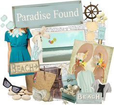Paradise, created by prekedhew on Polyvore