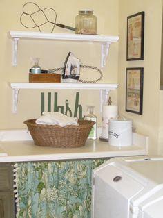 laundry rooms | Laundry Room Progress