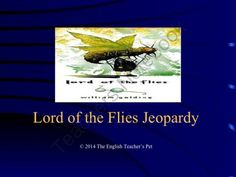 lord of the flies themes essay