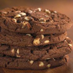 Cookies de chocolate, passas, nozes ou do que você quiser (massa básica & como improvisar) | Feministas na Cozinha