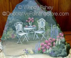Tea in the Garden ePacket - Wendy Fahey - PDF DOWNLOAD