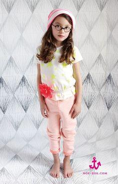 Noe & zoe #Kids #Fashion girl, kid cloth, kidswear, kids fashion, dotti, children, kid fashion, kidsfashion, fashion kid