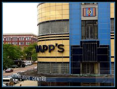 Old Knapps Department Store by chelibeans, via Flickr