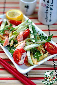 Вкусные кабачки по-корейски на зиму