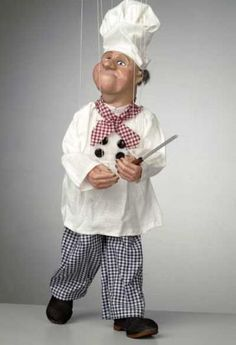 Cook - Quality Marionettes Puppets and Collectibles