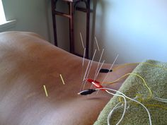 Low Frequency Chuck  Needles & Juice in Skin