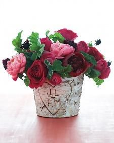 Birch Love Vase How-To