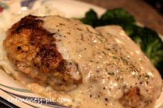 Southern Style Smothered Pork Chops...because I need a good porkchop recipe