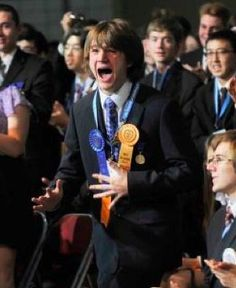 A new breathrough that provides early detection for the most lethal form of cancer was created by a 15-year-old Maryland teen. Jack Andraka won the top prize at the Intel Science Fair for his new and simple dip-stick method to detect pancreatic, lung and ovarian cancer, which is 90% accurate and 28 times less expensive.