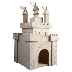 ArtMinds Princess Castle Birdhouse