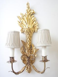 Gold Candle Wall Sconces Wired for Lighting >> http://www.hgtvremodels.com/bathrooms/a-master-bath-shines-with-european-elegance/index.html?soc=pinterest