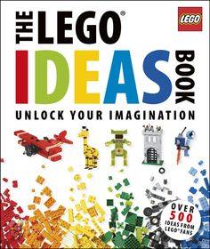Lego Ideas Book (giveaway)
