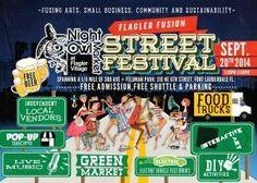 #Flagler #NightOwlMarket #FortLauderdale. Fusing Arts, Small Business, Community & Sustainability   #MarksList - http://bit.ly/1tSWR1X