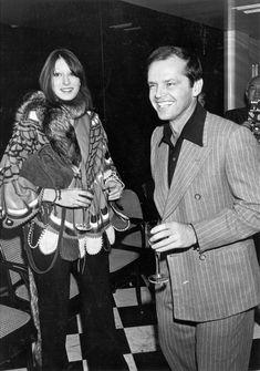 Angelica Huston & Jack Nicholson
