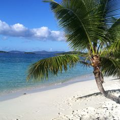 Honeymoon Beach, St. John, USVI