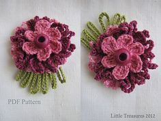Ravelry: Sunny flower patterns pattern by Maya Kuzman 3.50