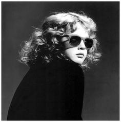 Drew Barrymore, c. 1982-83 Greg Gorman