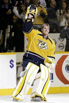 Pekka Rinne!!! Best goalie on the planet!!