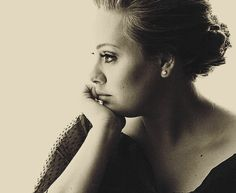 Adele is amazing, love her!!