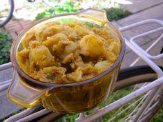 Curry Breakfast Potatoes