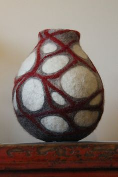 lace vase | Flickr - Photo Sharing!