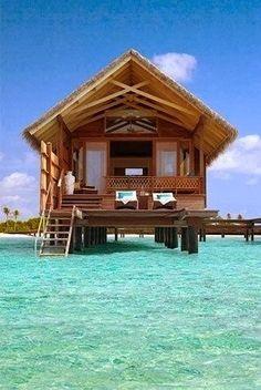 Hit list - honeymoon in Bora Bora