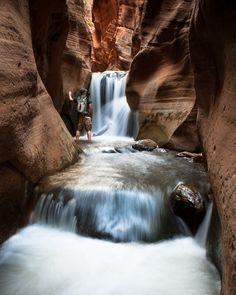 Kanarra Creek - Utah, USA